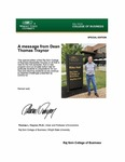 Raj Soin College of Business Newsletter - July 2020 by Raj Soin College of Business, Wright State University