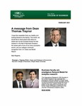 Raj Soin College of Business Newsletter - February 2021