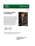 Raj Soin College of Business Newsletter - June 2021 by Raj Soin College of Business, Wright State University