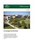 Raj Soin College of Business Newsletter - July 2021 by Raj Soin College of Business, Wright State University