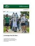 Raj Soin College of Business Newsletter - September 2021 by Raj Soin College of Business, Wright State University