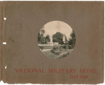 National Military Home Dayton by Keyes Souvenir Card Company
