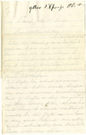 Letter, Oscar D. Ladley to Mother and Sisters [Catherine, Mary and Alice Ladley] by Oscar D. Ladley