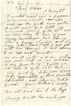 Letter, June 29, Catherine Ladley to Oscar [Oscar D. Ladley]