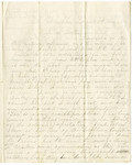 Letter, 1861 April 1, Oscar D. Ladley to Mother [Catherine Ladley]