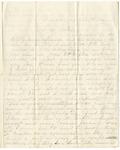 Letter, 1861 April 1, Oscar D. Ladley to Mother [Catherine Ladley]