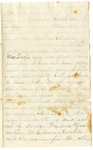 Letter, 1861 May 19, Oscar D. Ladley to Mother and Sisters [Catherine, Mary, and Alice Ladley]