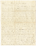 Letter, 1861 June 15, Oscar D. Ladley to Mother and Sisters [Catherine, Mary, and Alice Ladley]