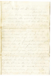 Letter, 1861 June 23, Oscar D. Ladley to Mother, Sisters, and Friends [Catherine, Mary, and Alice Ladley, et al.]