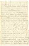 Letter, 1861 July 26, Oscar D. Ladley to Mother and Sisters [Catherine, Mary, and Alice Ladley]