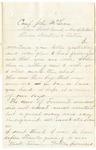 Letter, 1861 November 13, Oscar D. Ladley to Mother and Sisters [Catherine, Mary, and Alice]