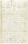 Letter, 1862 May 6, Oscar Ladley to [No salutation]