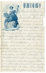 Letter, 1862 May 24, Oscar D. Ladley to Mother and Sisters [Catherine, Mary, and Alice Ladely]