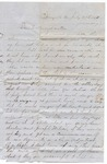 Letter, 1862 July 27, Oscar D. Ladley to Mother and Sisters [Catherine, Mary, and Alice Ladley]