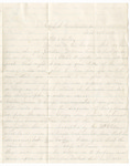 Letter, 1862 September 25, Oscar D. Ladley to Mother and Sisters [Catherine, Mary, and Alice]