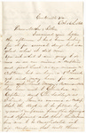 Letter, 1862 October 16, Oscar D. Ladley to Mother and Sisters [Catherine, Mary, and Alice Ladley]