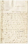 Combined Letters, 1862 November 1 and 2, Allie and Mary [Alice and Mary Ladley] to Brother [Oscar D. Ladley]