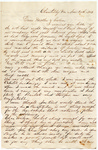 Letter, 1862 November 30, Oscar D. Ladley to Mother and Sisters [Catherine, Mary, and Alice Ladley]