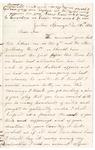 Letter, 1862 December 14, C. L. [Catherine Ladley] to Son [Oscar D. Ladley]