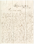 Letter, 1862 December 18, Oscar D. Ladley to Mother and Sisters [Catherine, Mary, and Alice Ladley]