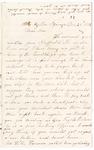 Letter, 1862 December 28, C. Ladley [Catherine Ladley] to Son [Oscar D. Ladley]