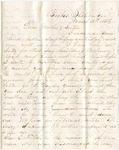 Letter, 1863 March 18, Oscar D. Ladley to Mother and Sisters [Catherine, Mary, and Alice Ladley] by Oscar D. Ladley