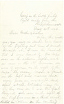 Letter, 1863 May 4, Oscar D. Ladley to Mother and Sisters [Catherine, Mary, and Alice Ladley] by Oscar D. Ladley