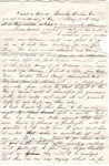 Letter, 1863 May 29, Oscar D. Ladley to Mother and Sisters [Catherine, Mary, and Alice Ladley] by Oscar D. Ladley