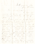 Letter, 1864 June 31, Oscar D. Ladley to Mother and Sisters [Catherine, Mary, and Alice Ladley]