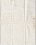 Letter, 1864 August 22, Oscar D. Ladley to Mother and Sisters [Catherine, Mary, and Alice Ladley]