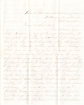 Letter, 1864 October 28, Oscar D. Ladley to Mother and Sisters [Catherine, Mary, and Alice Ladley]