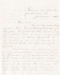 Letter, 1865 January 15, Oscar D. Ladley to Sister by Oscar D. Ladley
