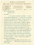 Letter, 1894, February 10, Jean Brooks Greenleaf to Martha McClellan
