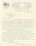 Letter, 1897, January 5, Carrie Chapman Catt to Mrs. M. McClellan Brown [Martha McClellan Brown] by Carrie Chapman Catt
