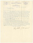 Letter, 1897, October 25th, Elizabeth J. Hauser to Martha McClellan Brown