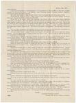 Letter, 1912, Harriet Taylor Upton to Dear Friend