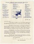 Letter, 1915, June 12, Katherine Dexter to Martha McClellan Brown by Katharine Dexter McCormick