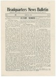 Headquarters News Bulletin: Vol.1, no. 12 by Ohio Woman Suffrage Association