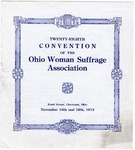 Twenty-Eighth Convention of the Ohio Woman Suffrage Association