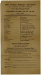 Ohio's Big Suffrage Parade by Ohio Woman Suffrage Association
