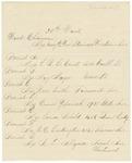 Thirtieth Ward. Ohio Woman Suffrage Association by Ohio Woman Suffrage Association