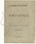A Glimpse of the History of Woman Suffrage