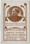 Thirteenth Annual Convention of the National Women's Christian Temperance Union