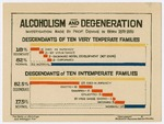 Alcoholism and Degeneration