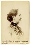 Portrait of Martha McClellan Brown by Veeder