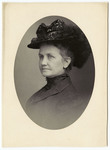 Portrait of Martha McClellan Brown by G. H. Barnum