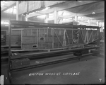 Construction of the De Havilland DH-4 fuselage at the Dayton-Wright Airplane Company