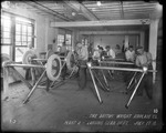 Landing Gear Department, Dayton-Wright Airplane Company Plant 2 July 17, 1918