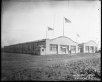 Exterior view of Plant 3 of the Dayton-Wright Airplane Company April 3, 1918