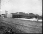 Exterior view of the Dayton-Wright Airplane Company Plant 1